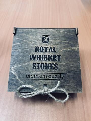 Камни для виски ROYAL WHISKEY STONES