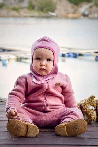 Комбинезон Voksi Double Fleece Pink