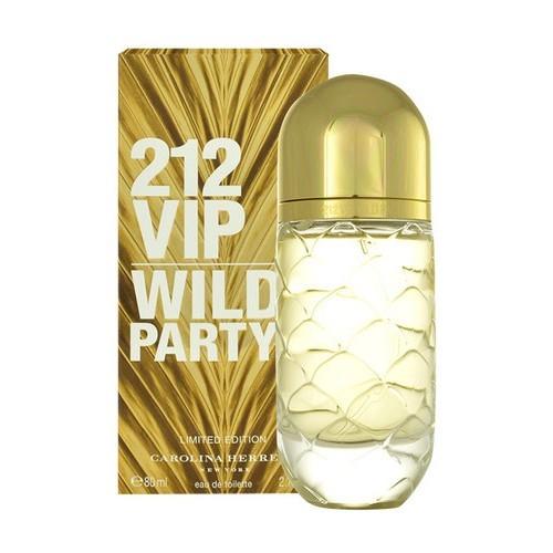 Carolina Herrera 212 VIP Wild Party 2016 Limited Edition EDT