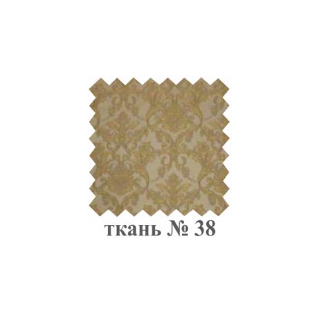Стул М77 деревянный слоновая кость, ткань 38