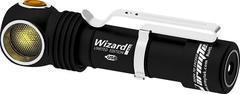 Фонарь Armytek Wizard C2 Pro Nichia Magnet USB Warm
