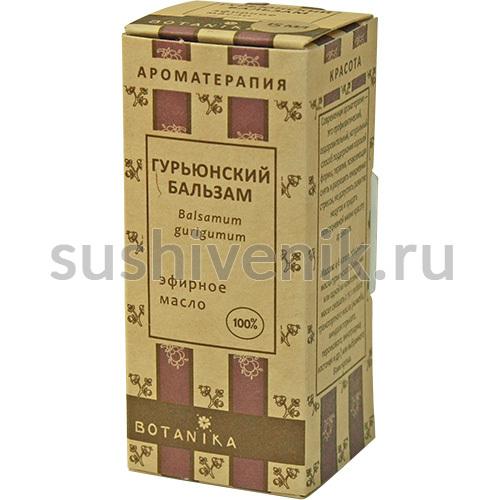 100% эфирное масло Balsamum gurigumum