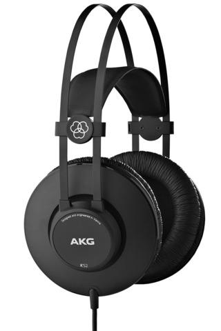 AKG K52 студийные наушники