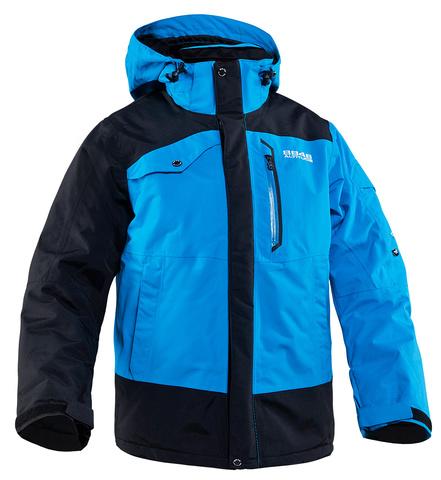 Куртка горнолыжная детская 8848 Altitude «LOOP» Turqouise