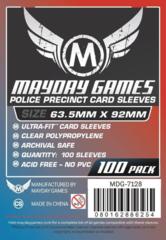 Протекторы Mayday: 63.5*92 Custom Police (100)