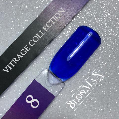 Гель лак с ароматом клубники Vitrage collection 08, 12 мл