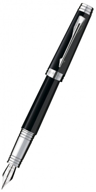 Parker Premier Laque Deep Black ST F560