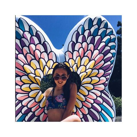 Круг надувной BigMouth, Angel