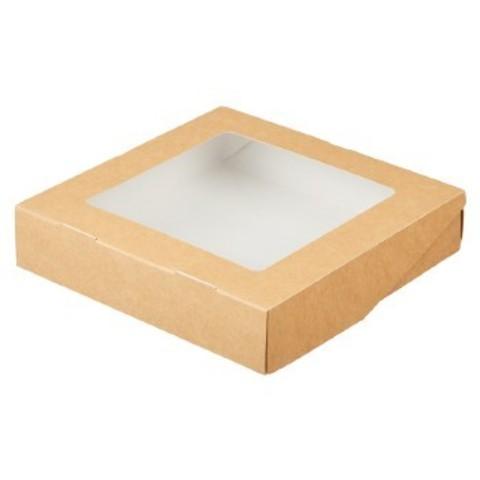 Коробка картонная 200х200х40 1500мл