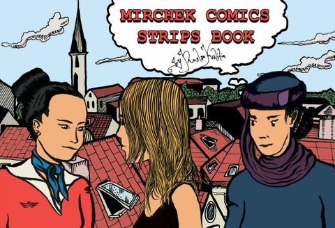Mirchek Comics Strips Book