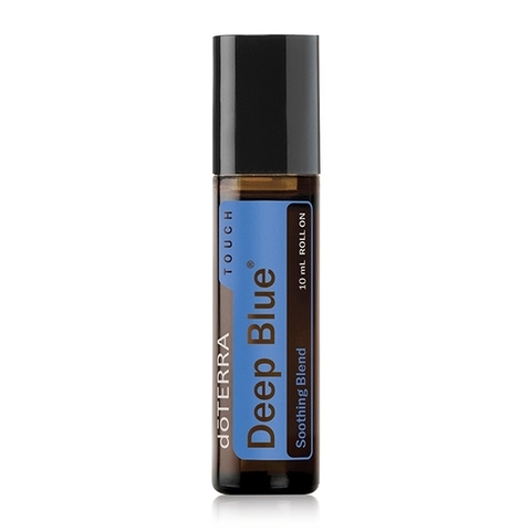 «Глубокая синева», смесь эфирных масел, роллер, 10 мл / DEEP BLUE Touch