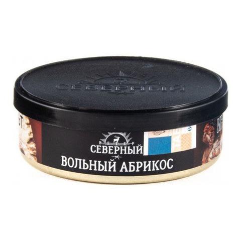 Табак Северный 25 гр Вольный Абрикос