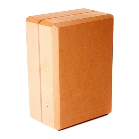 Кирпич для йоги из EVA-пены Yoga brick Supersize