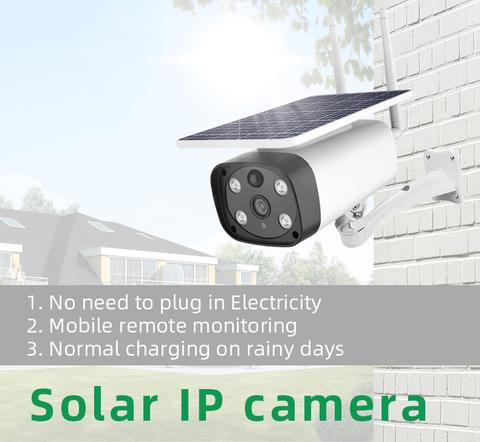 IP WiFi камера с солнечной панелью inlifecam IF-Q5Wifi