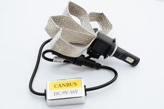 Комплект LED ламп головного света C-3 HB4, Flex (гибкий кулер) сhip PHILIPS