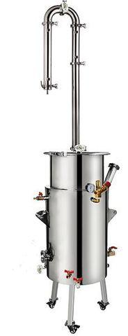Дистиллятор AquaGradus ДеЛюкс ПВК на 60 литров
