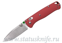Нож Benchmade CU535-SS-S30V-G10-RED Bugout