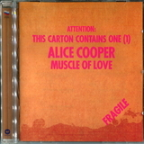 Alice Cooper / Muscle Of Love (RU)(CD)