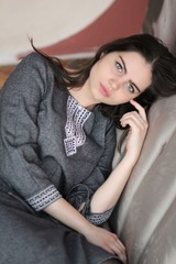 Мария. Платье женское PL-493