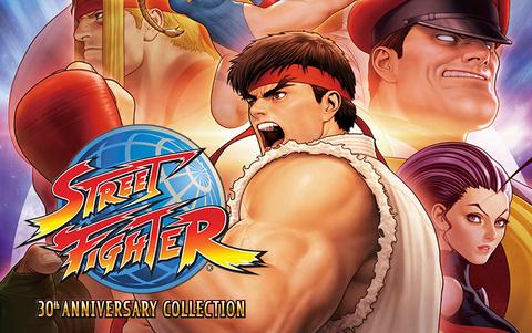 Street Fighter: 30th Anniversary Collection (для ПК, цифровой ключ)