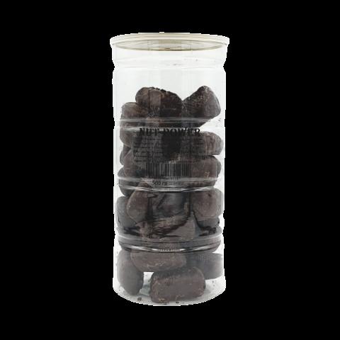 Банан сушеный в темной шоколадной глазури NUT POWER, 500 гр