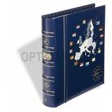 Альбом VISTA Действующие и будущие члены ЕС, в 2-х томах на 24 страны, с шубером, синий
