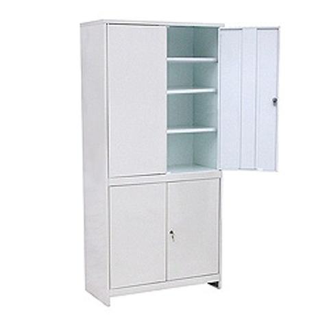Шкаф медицинский двухстворчатый ШММ-2 - фото