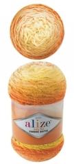 Пряжа Alize Softy Plus Ombre Batik цвет 7285