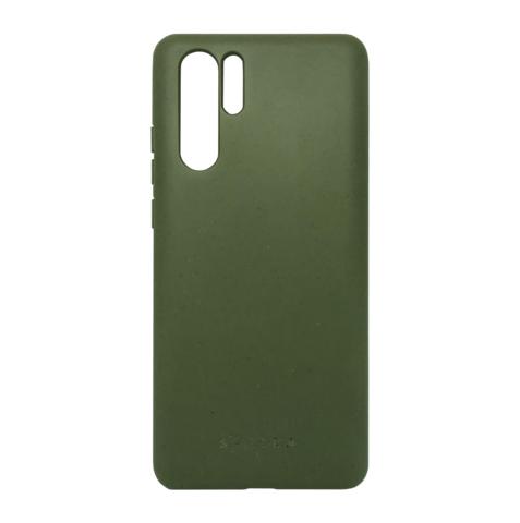 Чехол SOLOMA для телефона Huawei P30 Pro Мох
