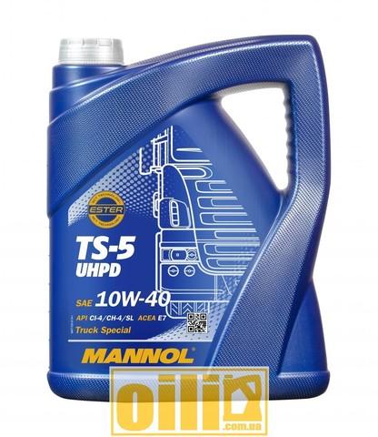 Mannol 7105 TS-5 UHPD 10W-40 5л