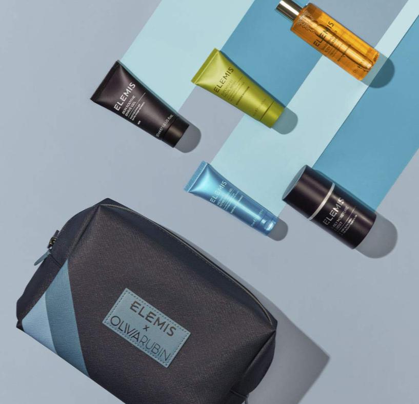 Elemis Elemis X Olivia Rubin Luxury набор для мужчин