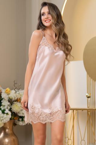 Сорочка женская шелковая  Mia-Amore MILINDA МИЛИНДА 3721