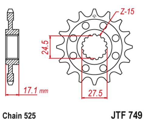 JTF749