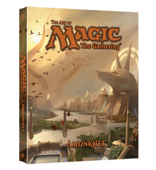 Артбук Magic: The Gathering - Amonkhet (английский)