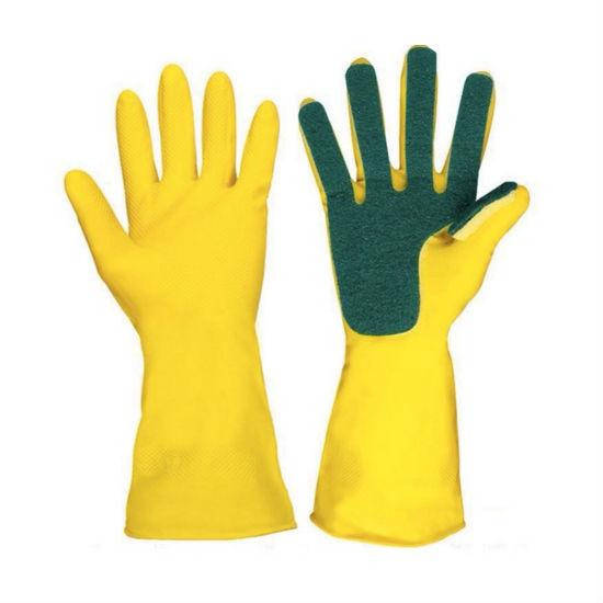 Кухонные принадлежности и аксессуары Перчатки с губкой для мытья посуды 483e8d124b2e066b3e82bed059c8ddba.jpg