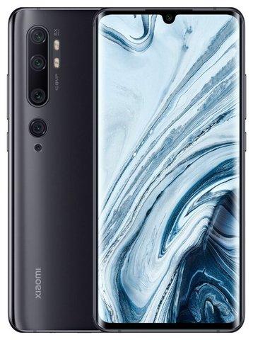 Смартфон Xiaomi Mi Note 10 Pro 8/256GB (черный) Global Version