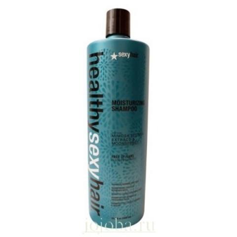 Sexy Hair Healthy: Шампунь увлажняющий (Moisturizing Shampoo), 300мл/1000мл