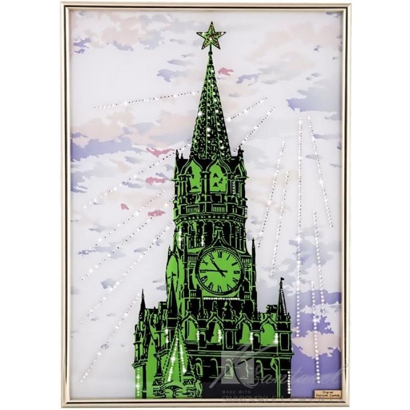 Картина Kantarel  Спасская башня (УФ белая) 272.108.74.0 (УФ 1)