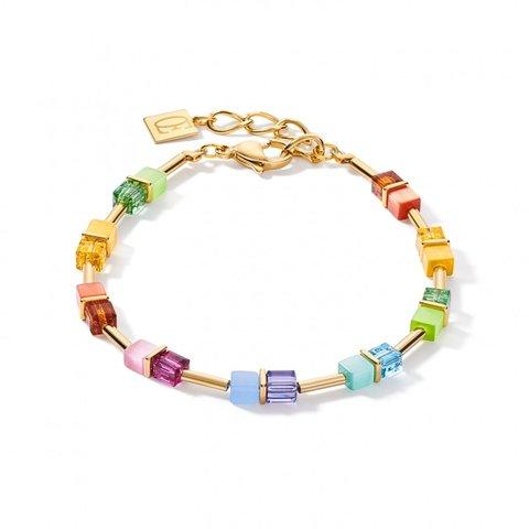 Браслет Multicolor Rainbow-Gold 5020/30-1535 цвет мультиколор