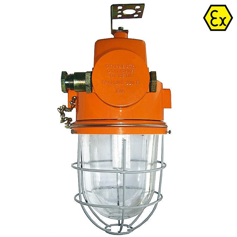 Аварийные светильники взрывозащищенного исполнения ФСП 69-26-001