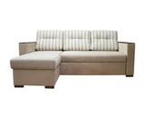 угловой диван-кровать Карелия-Люкс 2я2д без стола, подлокотники П3+П3