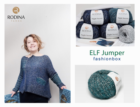 ELF Jumper Fashionbox