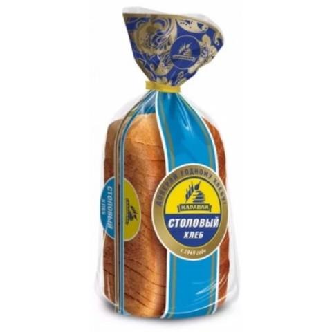 Хлеб Столовый  Каравай-СВ (хлеб и выпечка) 0,65кг