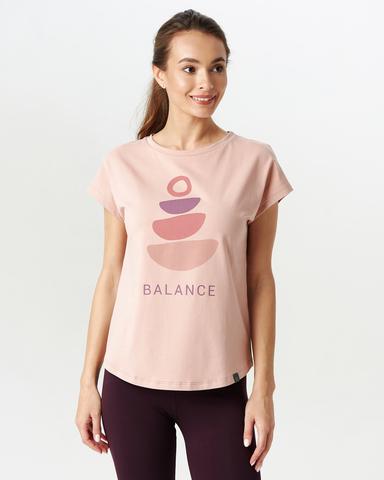 Футболка женская Balance YogaDress