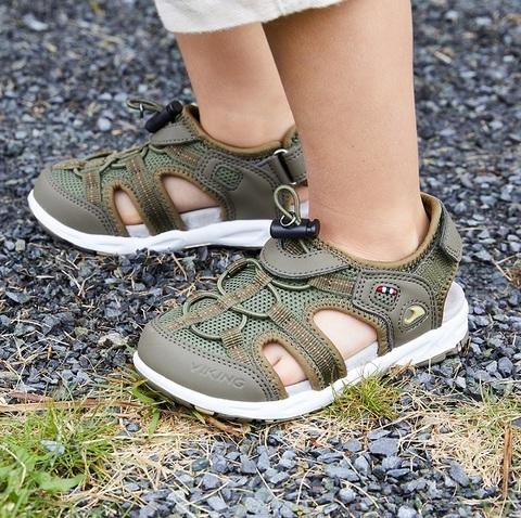 Детские сандалии Viking для мальчика