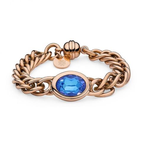Браслет Tivola Royal Blue Delite 137185 BL/RG