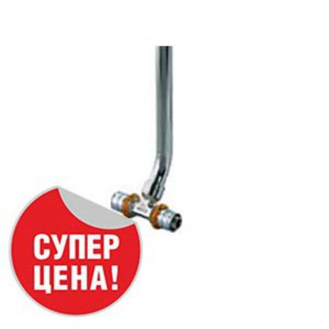 Unonor Unipipe пресс-подводка-тройник 16х16 - 1100 мм