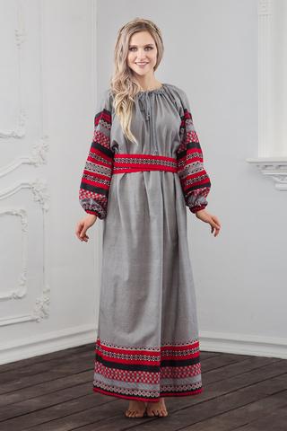 Традиционное платье Чалдоны