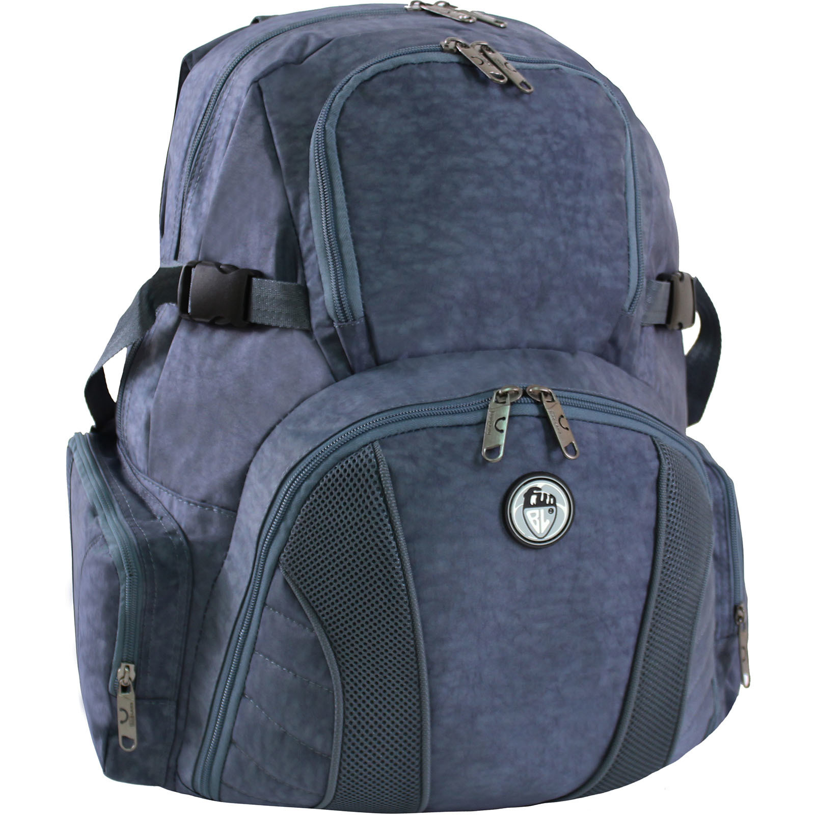 Городские рюкзаки Рюкзак Bagland Звезда 35 л. Темно серый (0018870) IMG_1186.JPG