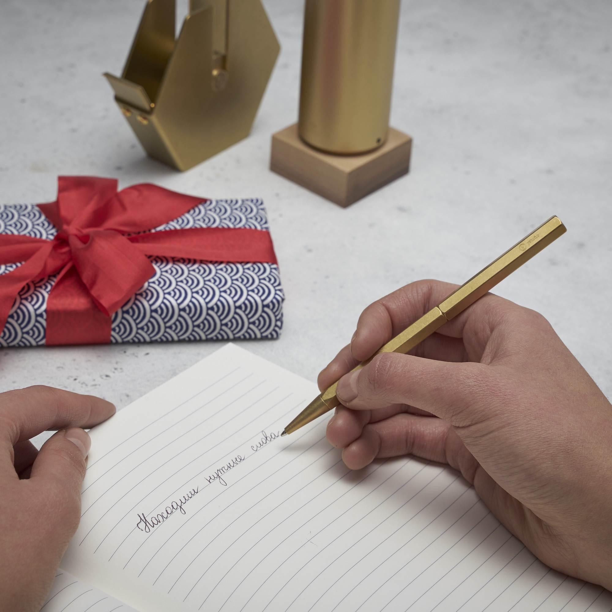 YStudio Шариковая ручка Ballpoint Pen Slim